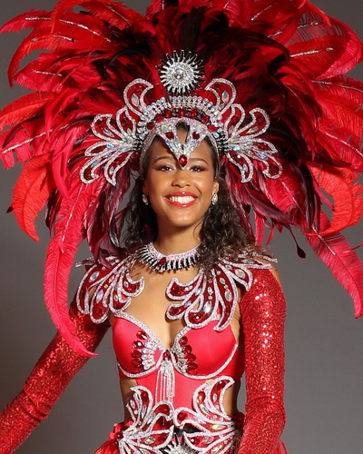 Trinidad and Tobago - Carla Jean Lares