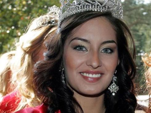 Miss Globe Winner 2007
